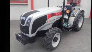 Video presentation tracteur CARRARO Agricube vlb