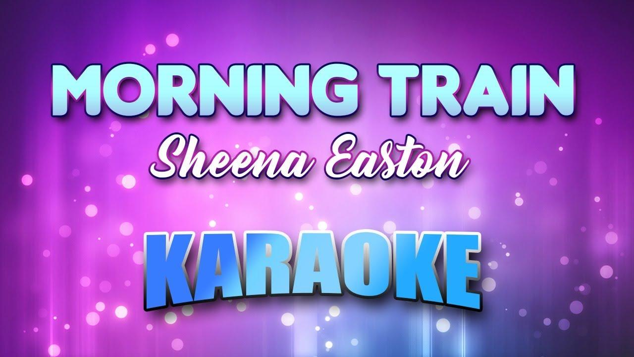 Sheena Easton - Morning Train (Nine to Five) Lyrics