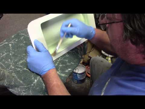 how to make a Kevlar fuel tank #1