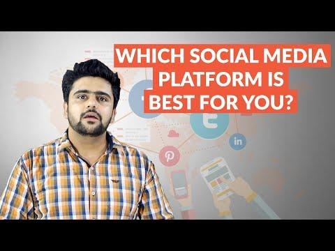 Which Social Media Platform is Best? Free Digital Marketing Course