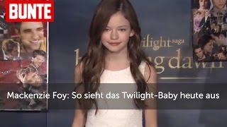 Mackenzie Foy: So sieht Bellas und Edwards Tochter heute aus - BUNTE TV