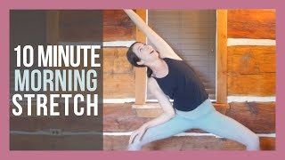 10 min Morning Yoga Full Body Deep Stretch