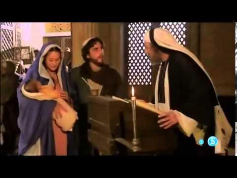 La Presentación al niño Jesús en el templo( Fragmento de