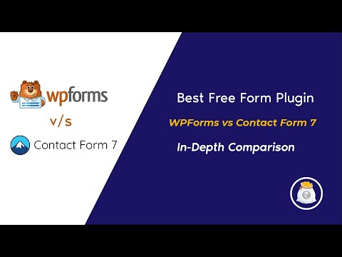 WPForms vs Contact Form 7 - Which is the Best Free Form Plugin?