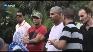 الجزائر / العائلات المقصية من الترحيل في برج البحري تحتج أمام مقر البلدية