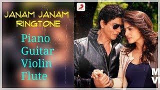 Janam ringtone – dilwale | shah ...