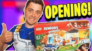 OTWIERAM LEGO INIEMAMOCNI - ZESTAW ZA PONAD 100 ZŁ   LEGO OPENING
