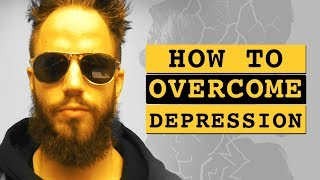 How To Overcome Depression: 5 Tactics That Work Immediately!