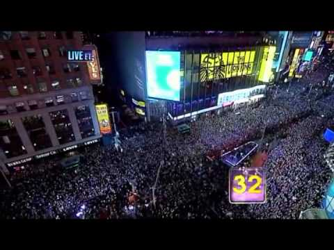 Countdown 2011 To 2012 Dick Clarks New Years Rockin Eve 2012 With Ryanseacrest Highlights Youtube