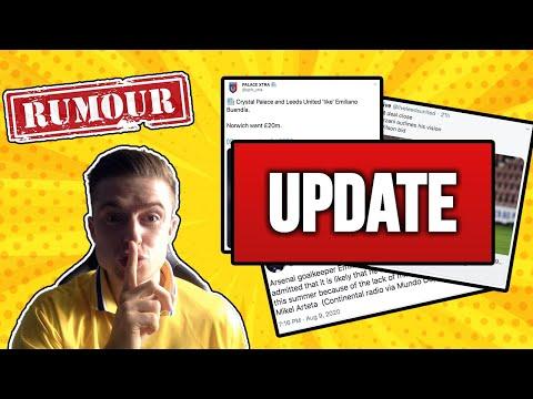 LEEDS NEW SPONSOR CONFIRMING A TRANSFER BID!? | RUMOUR MILL LIVE!