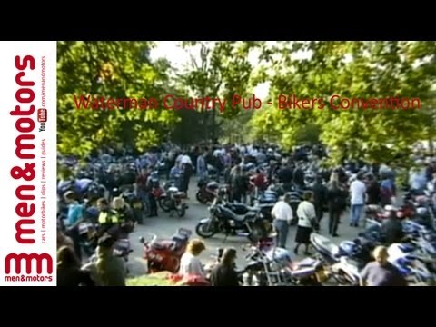 Waterman Country Pub - Bikers Convention