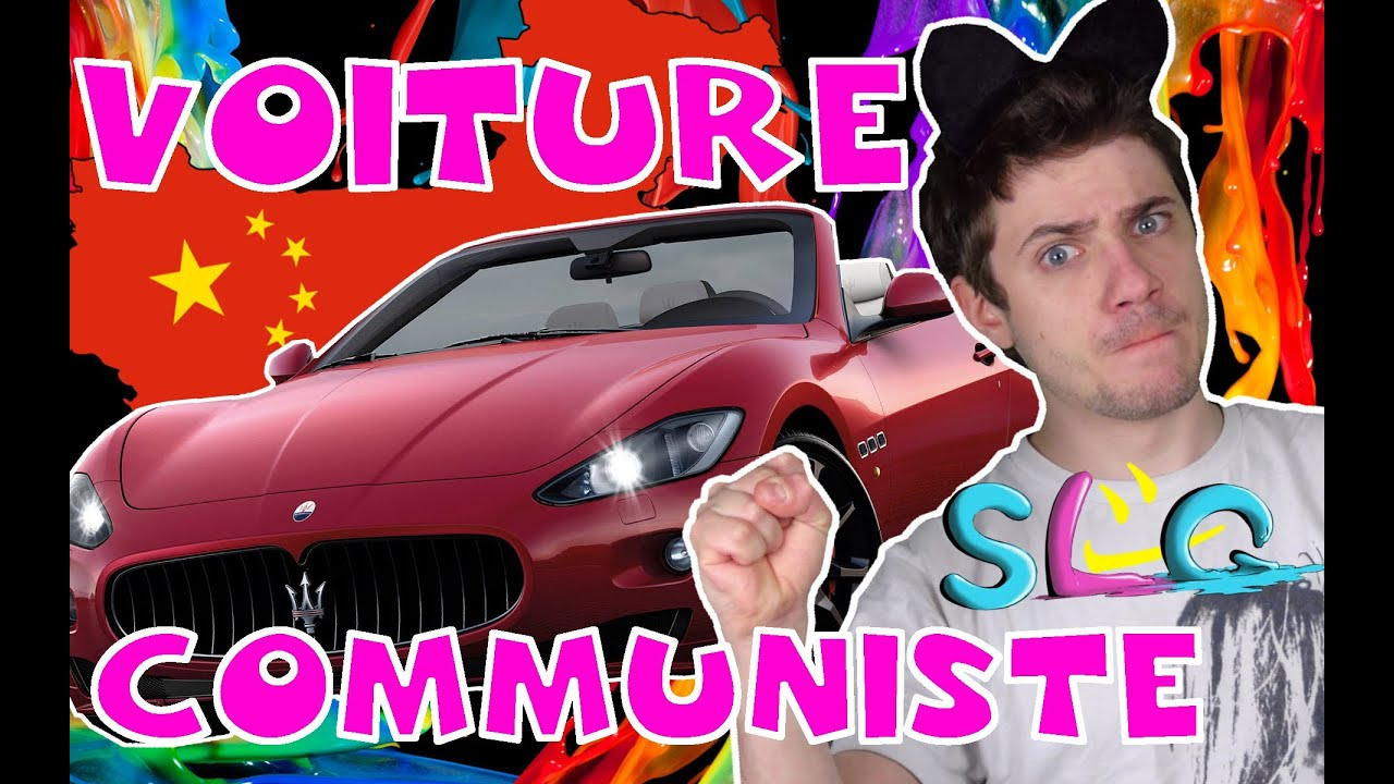 Voiture Communiste – SLG N°61 – MATHIEU SOMMET
