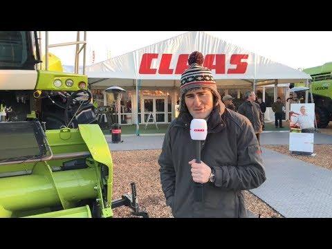 #claaslive at LAMMA