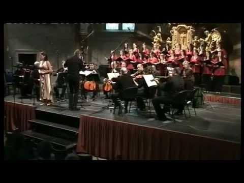 Jan Křtitel Vaňhal: Stabat Mater - záznam koncertu Velikonočního dne Euroradia