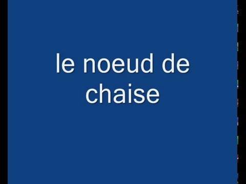 Tutoriel Noeud De Chaise Facile