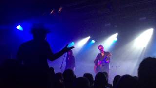"The Mission UK feat. Evi Vine ""Black Mountain Mist"" - Live @ O2 Academy, Liverpool, 19.05.17"