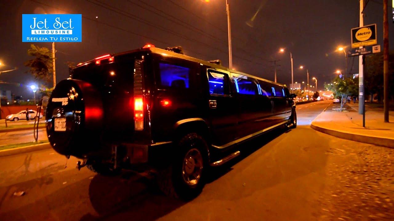 Alquiler De Limusina Hummer En Lima Espectacular