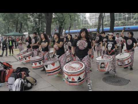 Mexico city . Street music