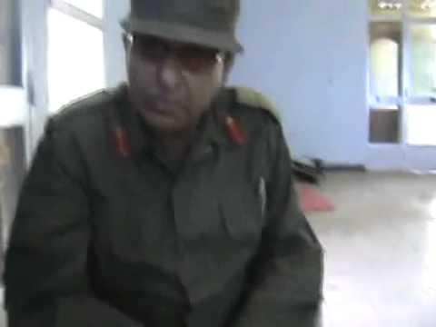 Adjabiya, Libya - Use of Mines in Residential Areas