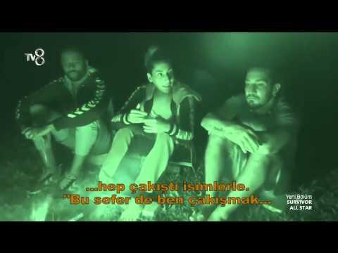 Survivor All Star - Ünlüler Şoke Eden Sonuç (6.Sezon 8.Bölüm)