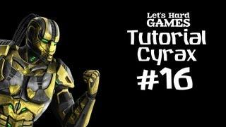 Mortal Kombat 9: Komplete Edition #16 Обучение Cyrax [Tutorial][Fatality][PC]