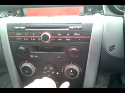Не работает климат-контроль Mazda Axela / Mazda 3