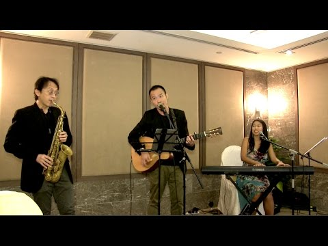 Event live band - Kevin Kong