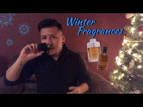 Top 10 best Winter Fragrances for men || 2017-2018