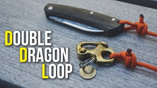 🐉Double Dragon Loop Knot Tutorial | Better Than The Bowline?