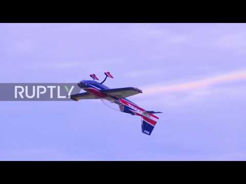 Russia: The latest in drone-tech and UAVs go head-to-head at 2017 Aeronet expo