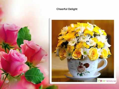 Get Online Flower Delivery in Abu Dhabi!!