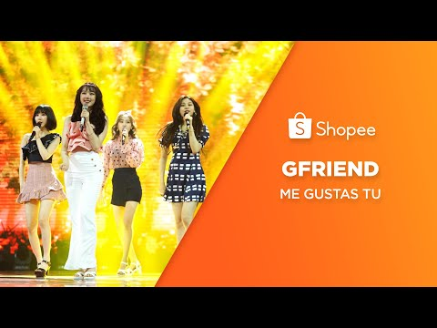 GFRIEND (여자친구) - Me Gustas Tu | Shopee 11.11 Big Sale TV Show