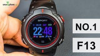 NO.1 F13 - простые смарт-часы без ОС но с защитой IP68