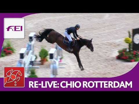 Bild: Reitsport LIVE - CHIO Rotterdam 2016 - Longines Grand Prix - CSIO5*