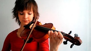 Take Flight - Lindsey Stirling Cover (2 years 11 months violinist)