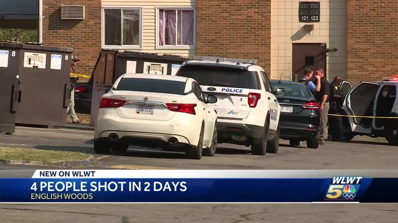 Cincinnati police: 3 shot, 1 possibly pregnant, in feud between neighbors