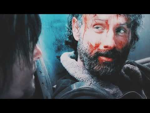 RICKYL - RICK GRIMES & DARYL DIXON - THE WALKING DEAD