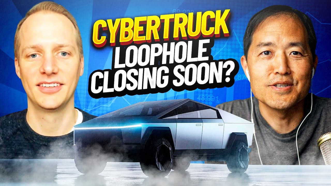 I Reserved 21 Tesla Cybertrucks - Robotaxi Fleet Operator w/ Matt Smith part 1 (Ep. 290)