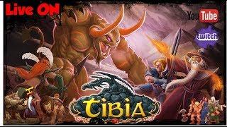 Tibia - Lizard Chosen Rp78 #Pacera [!loots]