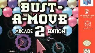 Bust A Move 2 Arcade Edition N64 OST  Intro