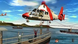 Helicopter Rescue Hero 2017 | HD Gameplay Trailer | Mobile Games
