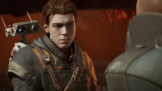 STAR WARS JEDI: FALLEN ORDER: 30 Minutos de Gameplay | Xbox One X