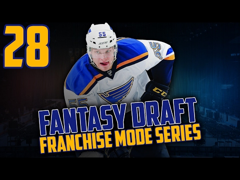 "NHL 17 – Fantasy Draft Franchise Mode #28 ""Moves Before The Moves"""