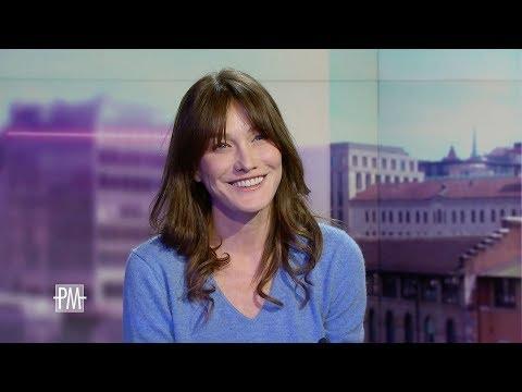 L'interview de Carla Bruni