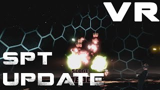 Space Pirate Trainer UPDATE - New weapons, enemies, and features [HTC Vive VR]