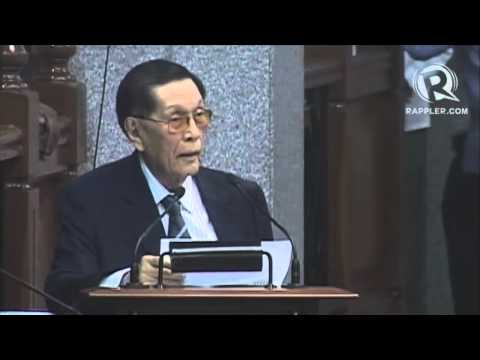 Enrile-Trillanes fight over talks with China