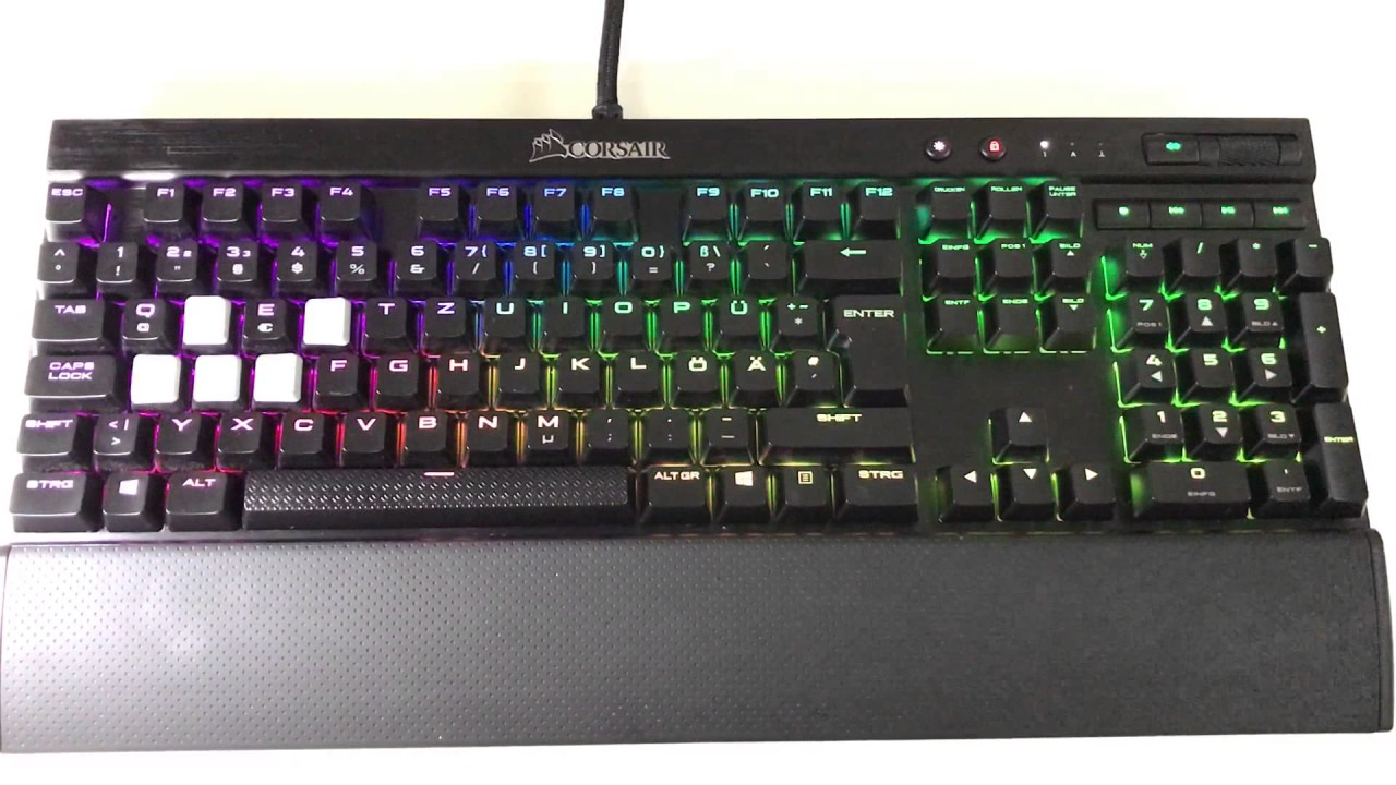 corsair k70 drivers download