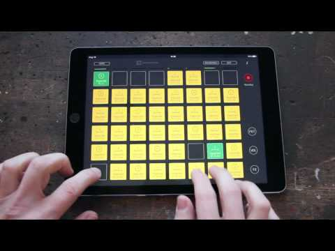 Launchpad for iOS // Pop Culture - Remake for iPad