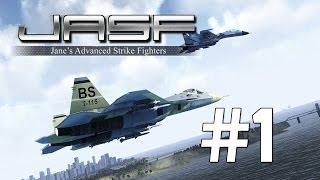 J.A.S.F. Jane's Advanced Strike Fighters: Mission 1 - Border Patrol