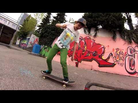 Skate Fribourg 2013, Jonas Huber & Arnaud Zysset